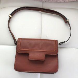 f04a351c83a Zara Women leather bag hand bag or shoulder bag